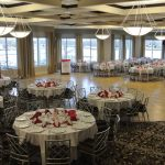 Decorated Events Room