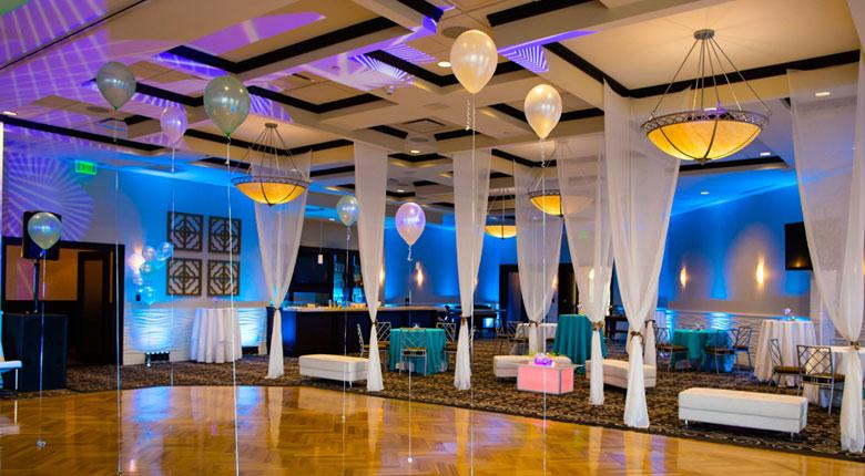 Event Room Lighting