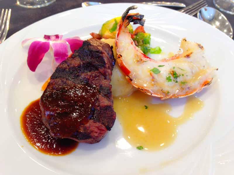 Distinctive Cuisine at AB&E