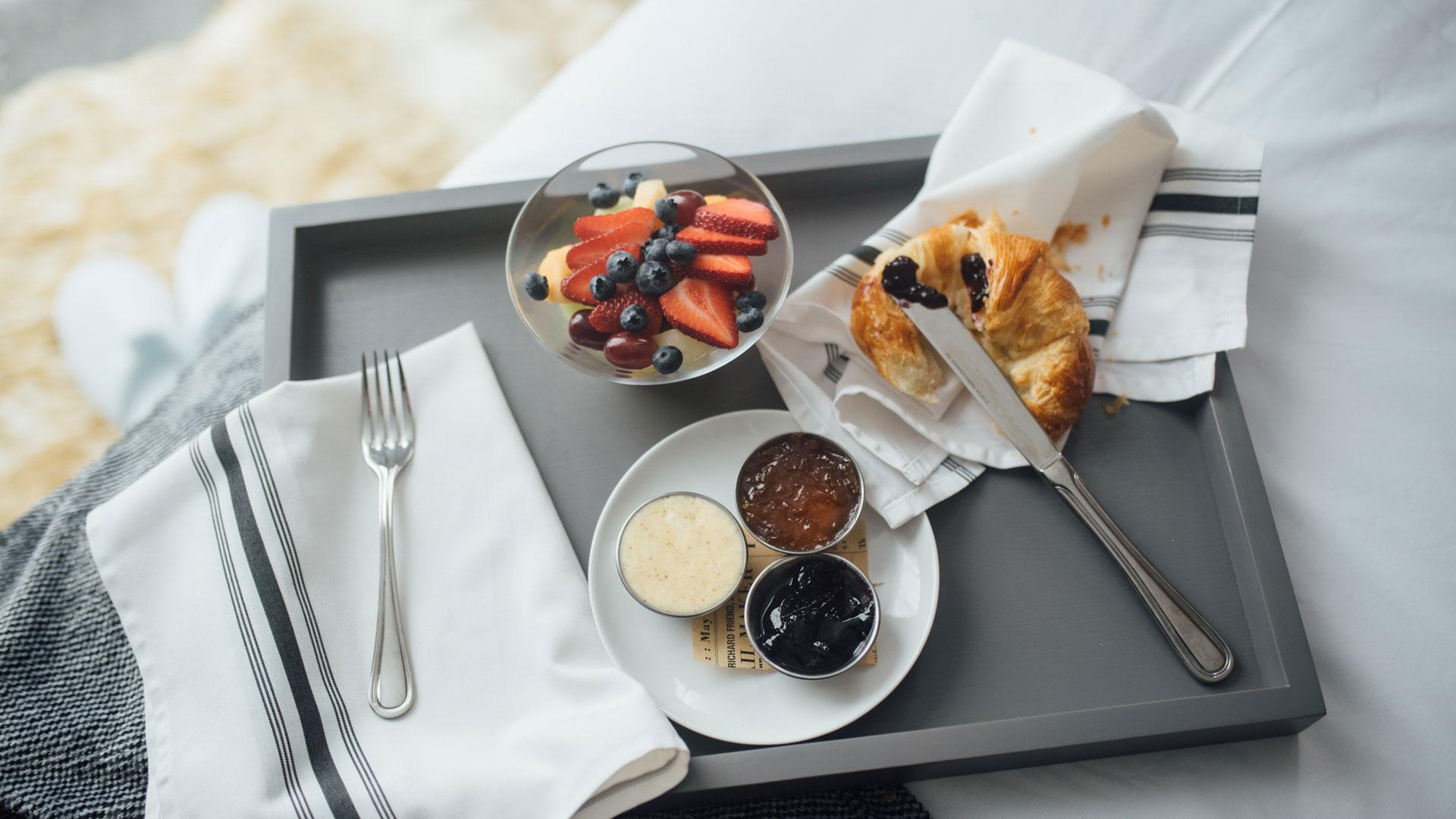 Preston Breakfast platter